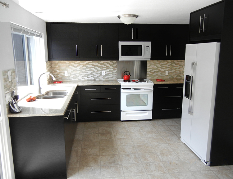 View Other Ikea Kitchen Before After Photos Nexus Black Brown Cabinets