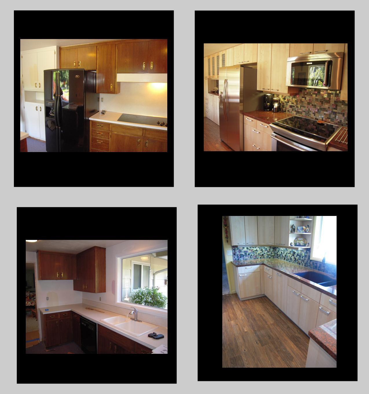 laminate floor for kitchen general contractors kitchen remodeling portland or ikea 6751